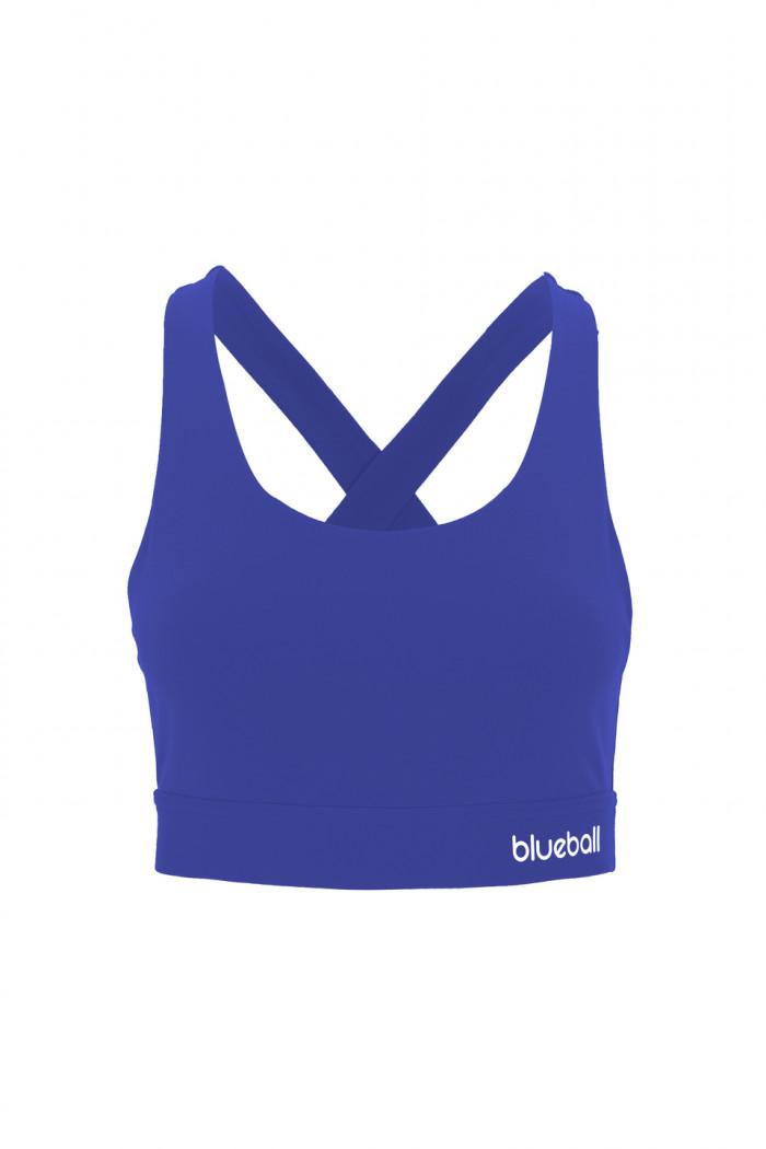 Crossback sports bra