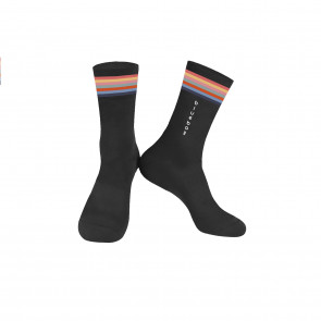 Black Knitting socks