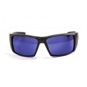 bb3200 sport sunglasses revo blue lens matte black front