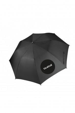 Long folding golf umbrella