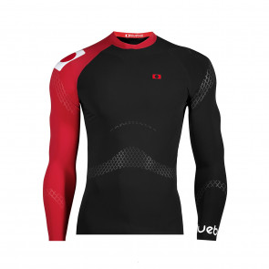 watersport compression tshirt long sleeve men front