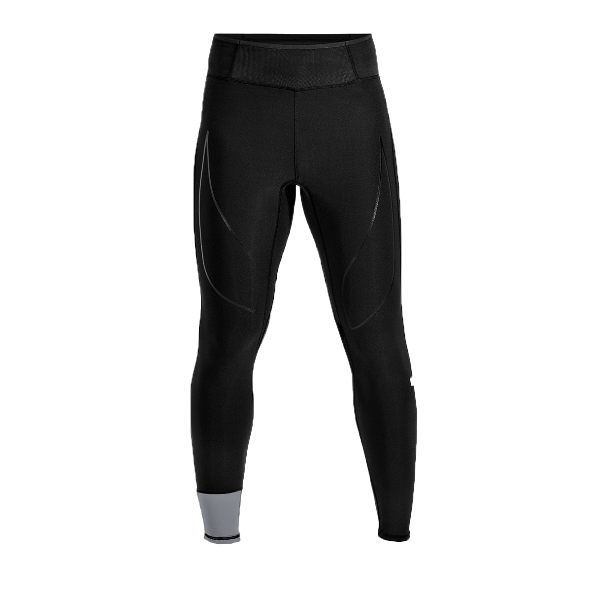 full length trail-running pants with pocket